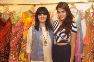 Indian Fashion Designer Neeta Lulla - Sneak Preview of Her Bridal Collection