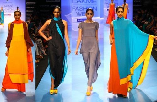 Lakme Fashion Week Winter Festive 2012 Schedule - Stylish Thoughts