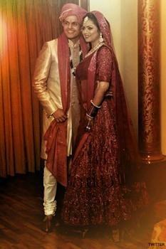 Nostalgia for Indian Wedding Season: Drashti Dhami and Neeraj Khemka | Drashti Dhami and Neeraj Khemka