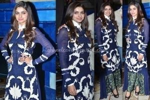 Prachi Desai in Indian Designer Nupur Kanoi's Clothes