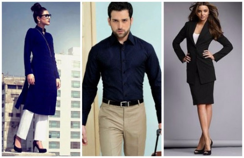 Tranformation Of Office Wear In India Stylish Thoughts