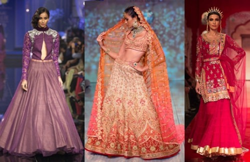 Our Top Indian Fashion Week Shows of 2014 | Indian Fashion Week Catwalk Show Top Picks