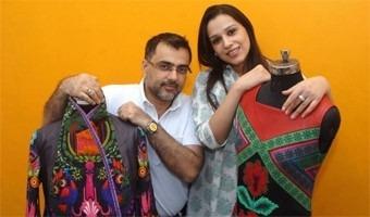 Pankaj and Nidhi - Pankaj and Nidhi - Woolmark Prize