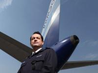 IndiGO Airlines pilot uniform designed by Indian Designer Rajesh Pratap Singh