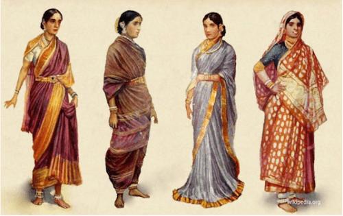 Evolution Of The Saree | First Saree | Mughal Saree | British Saree | 1930s Saree | 1950s Saree | 1970s Saree | 1990s Saree | 2000s Saree | 2010s Saree
