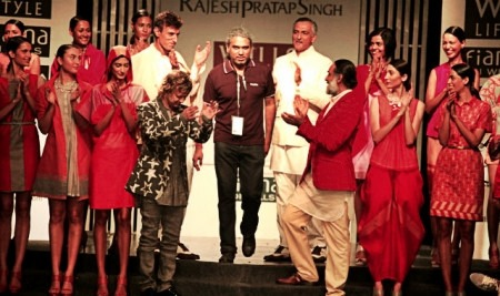 Rajesh Pratap Singh To Be Woolmark
