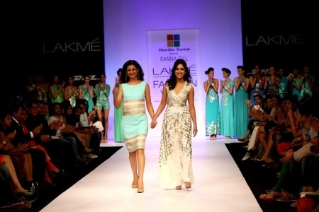 Indian Designer Ranna Gill's Mauritius-Inspired New Collection