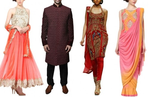 Traditional Styles to Wear to an Indian Wedding