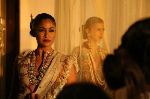 Rina Dhaka - Traditional Indian Clothes at India Couture Week 2014