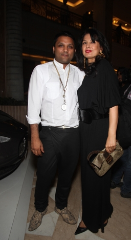 Ritu Beri: Fendi & Maserati
