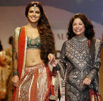 Ritu Kumar: Indian is an Unusual Market