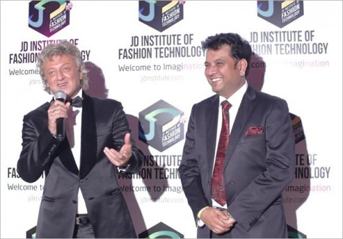 Indian Designer Rohit Bal S Collaboration With Jd Institute Rohit Bal News