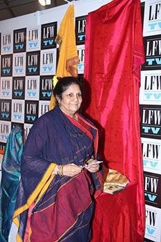 Sarees Must be Supported as an Emblem of Indian Culture| Rita Kapur Chishti