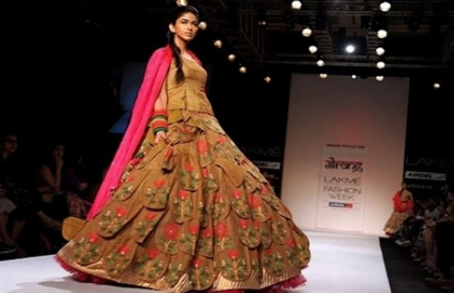 A History Of The Fashion Weeks Indian Fashion Blog