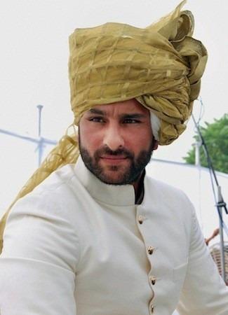 Saif Ali Khan in Pagdi