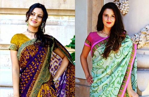 Saree To Sari Indian Regions Indian Fashion Blog