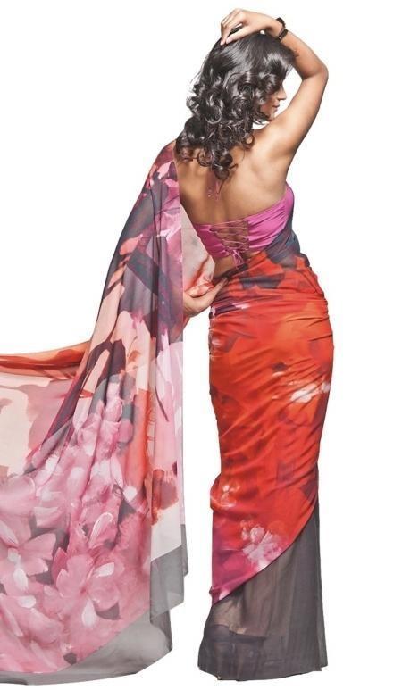 Designer Silk Sarees by Indian Designer Satya Paul Shop Sarees Online