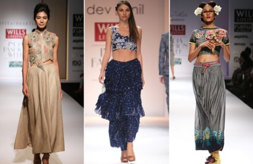Select Mesmerising Collections from Wills India Fashion Week SS 2015 - Stylish Thoughts