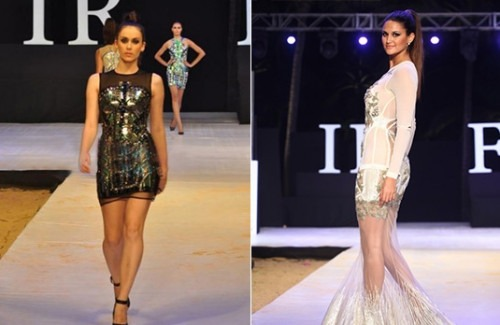 Falguni & Shane Peacock's Collection at IRFW (Part 1/2) - Stylish Thoughts
