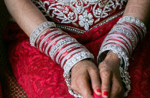 Bridal Bangles are the Focal Point | The Rise of Artistic Indian Wedding Photography