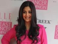 Bollywood actress Shilpa Shetty Designs Rajasthan Royals Clothing Line