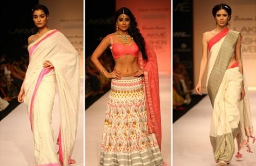 Shravan Kumar's Modern Take on Traditional Handlooms - Stylish Thoughts
