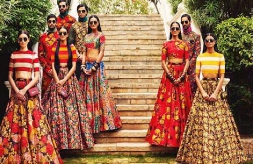 Indian Skirt-ing It! | Indian Fashion Blog
