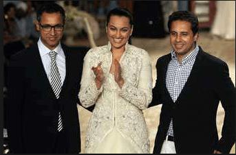 Sonakshi Sinha To Be The Muse Of Shantanu & Nikhil, Indian Fashion Designers