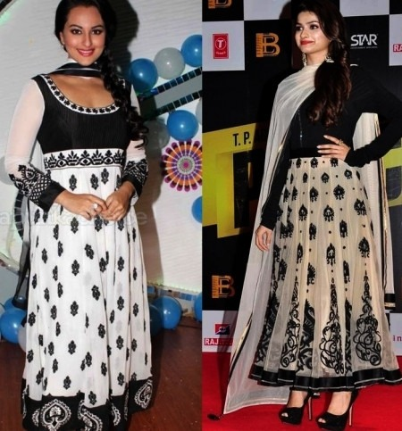 Tarun Tahiliani and Anita Dongre Create Similar Styles for Bollywood Actresses