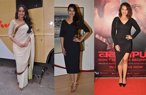 Sonakshi Sinha's Bollywood Style Transformation Over the Years