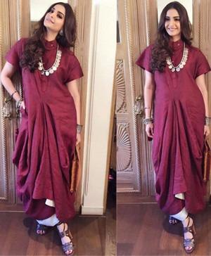 Sonam Kapoor Shines in Sohaya Dress | Indian Fashion News ...