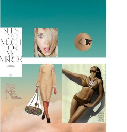 Strand of Silk - Indian Fashion Designer - Abraham Thakore - Autumn Winter 2013