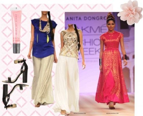 Strand of Silk - Indian Fashion Designer - anita dongre - grecian dress