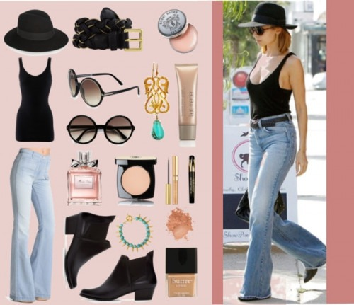 High waisted jeans - Indian Fashion Accessories - Earrings