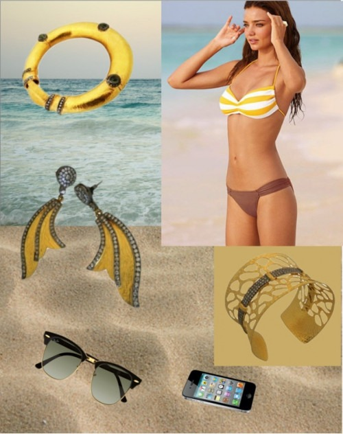 indian designers Roopa Vohra contemporary indian jewellery - indian bangles - golden indian earrings