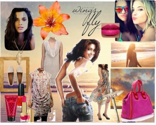 Strand of Silk - Indian Fashion Designer - Satya Suma - Indian Tunics