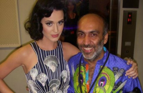Katy Perry With Manish Arora | Bollywood and Hollywood Fashion Inspiration Across Boundaries
