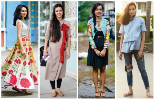 Four Fashionable Indians | See the Hottest Trends in Indian Street Style