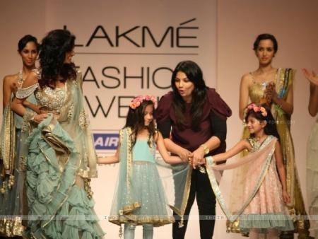 Indian Designer Payal Singhal Lakme Fashion Week