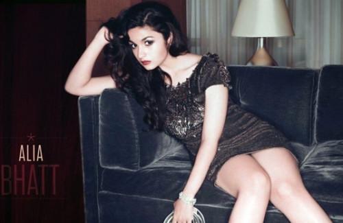 Style Evolution of Indian Bollywood Actress Alia Bhatt