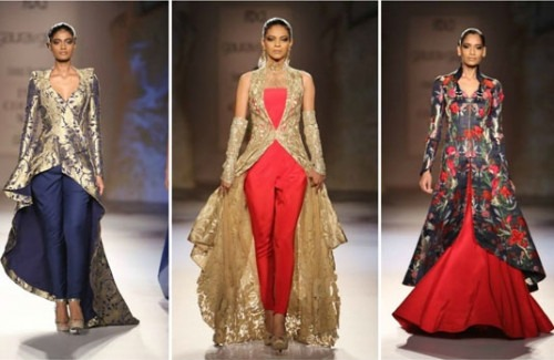 Styles for Indian Designer Suits Trending In 2014