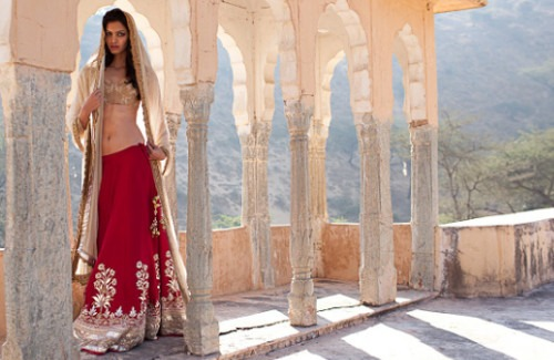 Anita Dongre's Jaipur Bride | Be A Stylish Indian Bride With Our Indian Wedding Style Guide