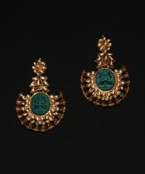 Sumit Sawhney When East Meets West| Earrings from Zen Fusion collection