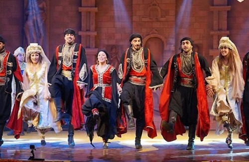 Surajkund Confluence of Indian and International Handicrafts| Dancers