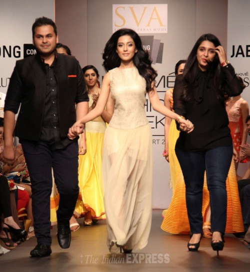 SVA's Lakme Fashion Show Inspired by Indian Culture
