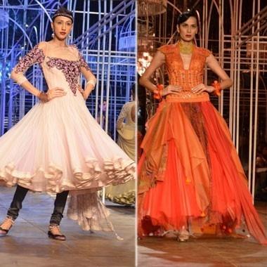IBFW 2013 Indian Designer Tarun Tahiliani Indian Bridal Fashion