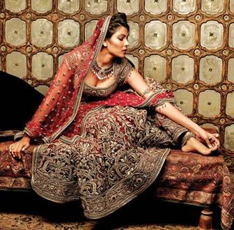 Indian Brides' Outfits Changing According to Tarun Tahiliani