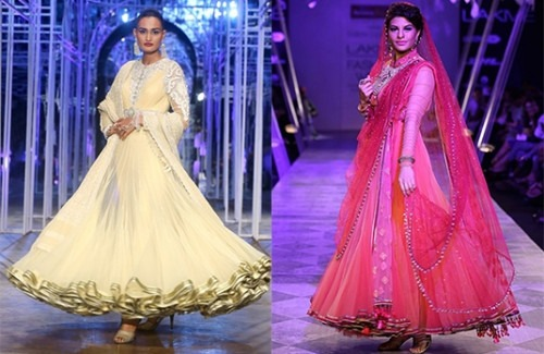 Indian Designers Feature – Tarun Tahiliani's Fairy Tale Collections | New Collection and Lakme Fashion Week
