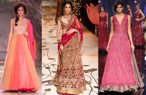 d8c1cc969 Indian Fashion Blog / Indian Weddings / Best Designer Indian Bridal Wear  2014