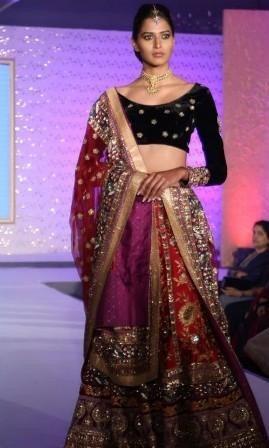The Hindu Bridal Mantra 2014 - Indian Wedding Outfits